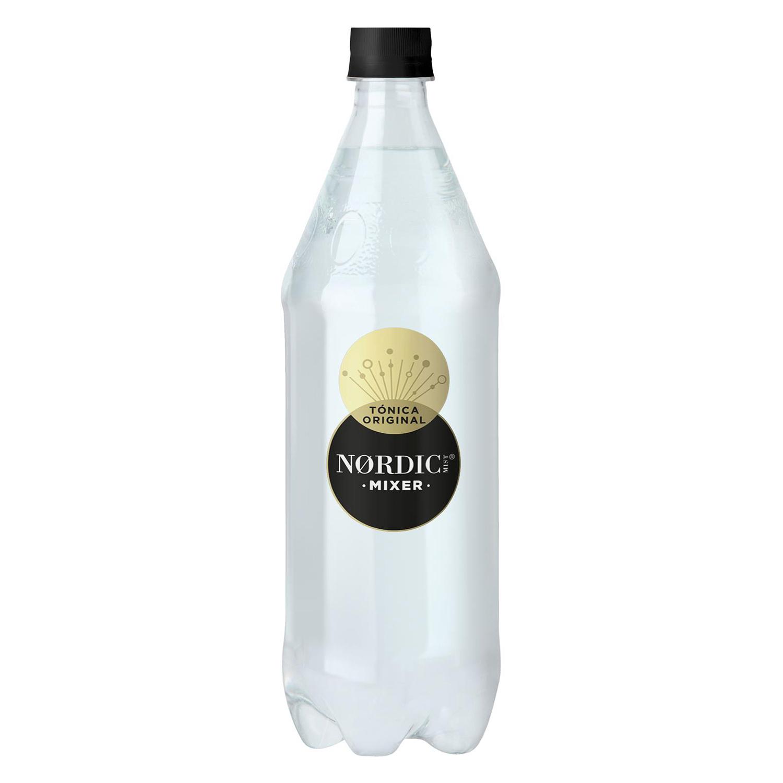 Tónica Nordic Mist botella 1 l.