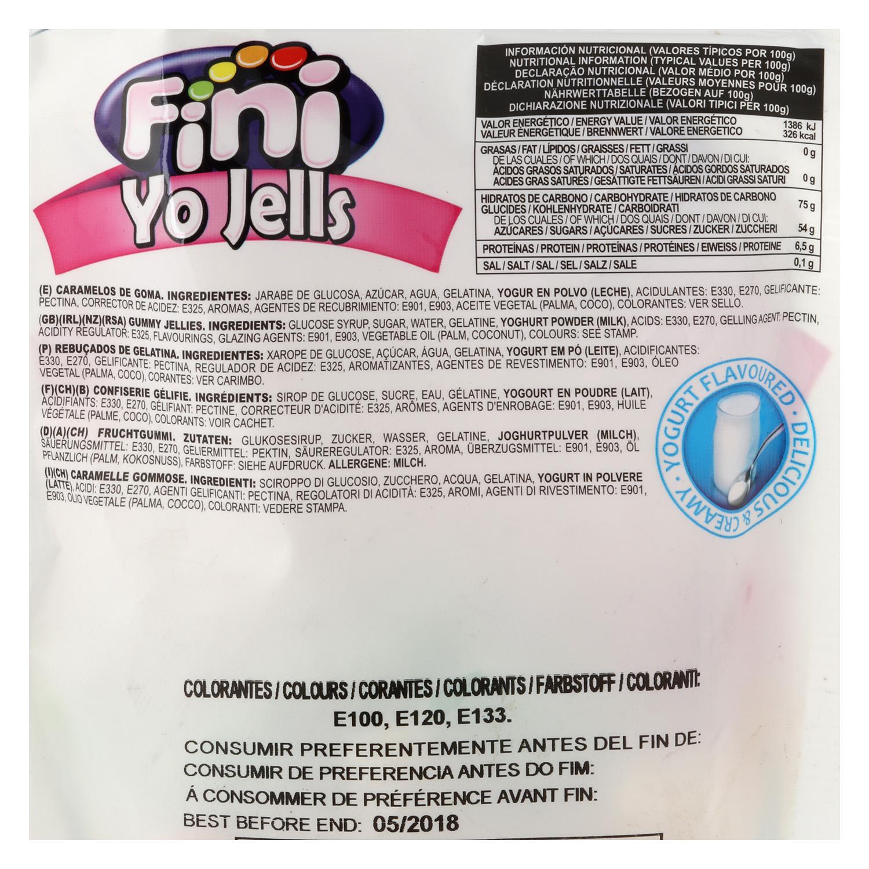 Caramelos de goma Yo Jells -