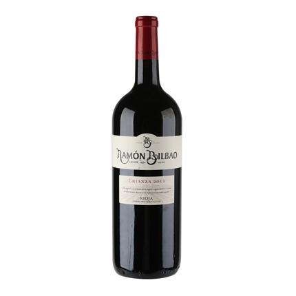 Vino D.O. Rioja tinto crianza magnum