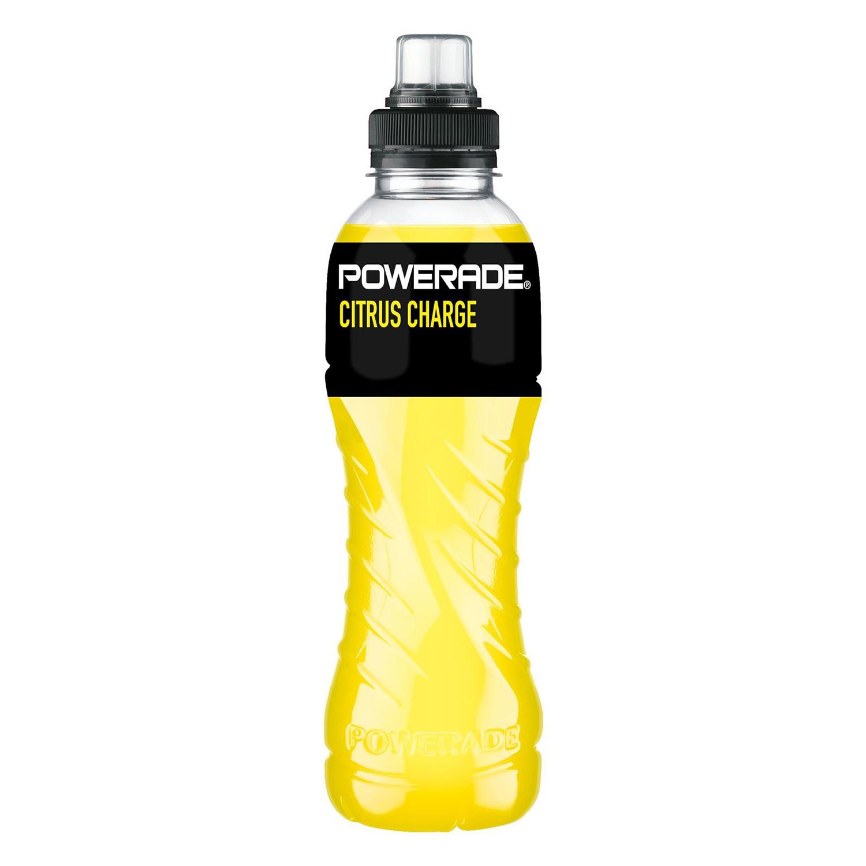 Bebida Isotónica Citrus Charge Powerade botella 50 cl.