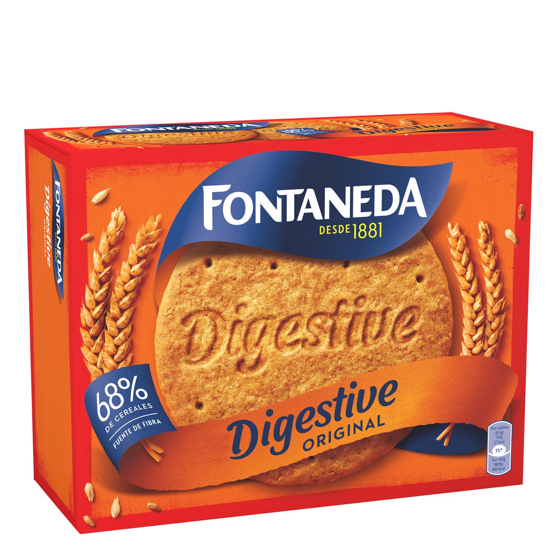 Galletas Digestive Fontaneda 700 g.