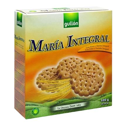 Galletas integrales María Gullón 600 g.