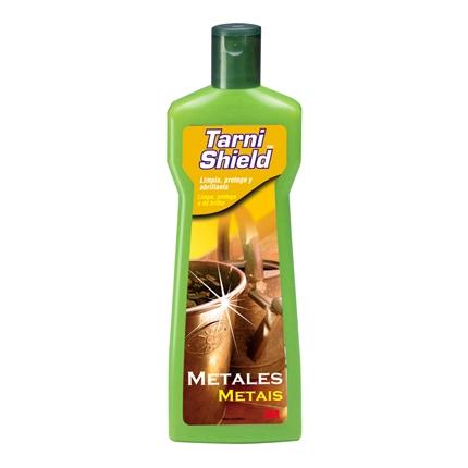 Limpiador de Metales Tarni Shield 250 ml.
