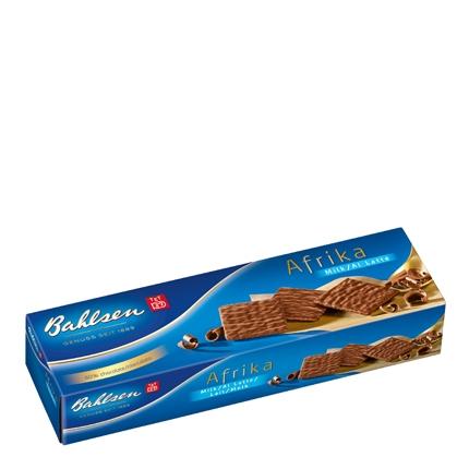 Galletas de chocolate con leche Afrika Bahlsen 125 g.