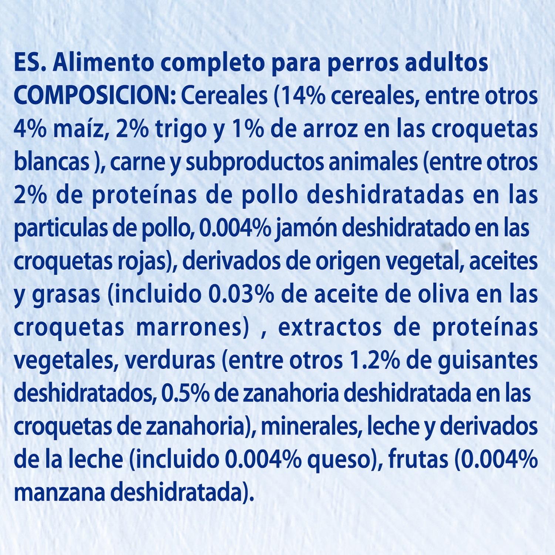 Alimento Seco para Perro Bon Menu Adulto Receta Mediterranea 4 Kg - 3