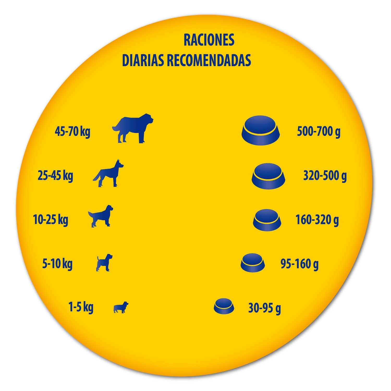 Alimento Seco para Perro Bon Menu Adulto Receta Mediterranea 4 Kg - 4