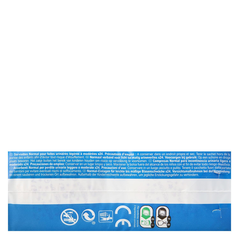 Compresas incontinencia normal Absodys Carrefour 24 ud. - 4