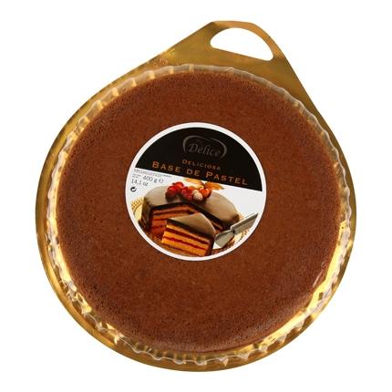 Base tarta choco try Delice 400 g.