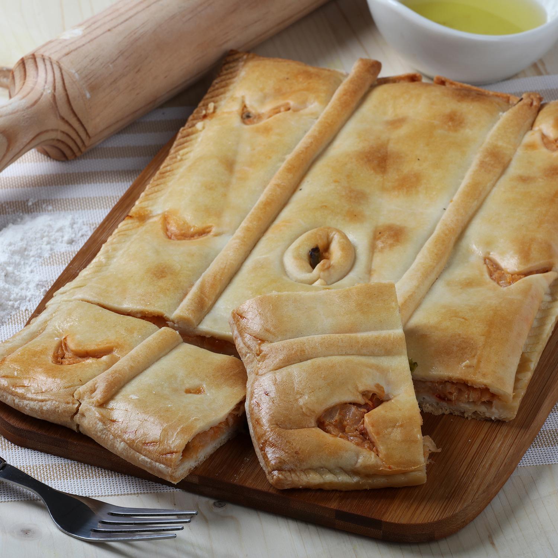 Empanada de bacalao Carrefour 600 g. -