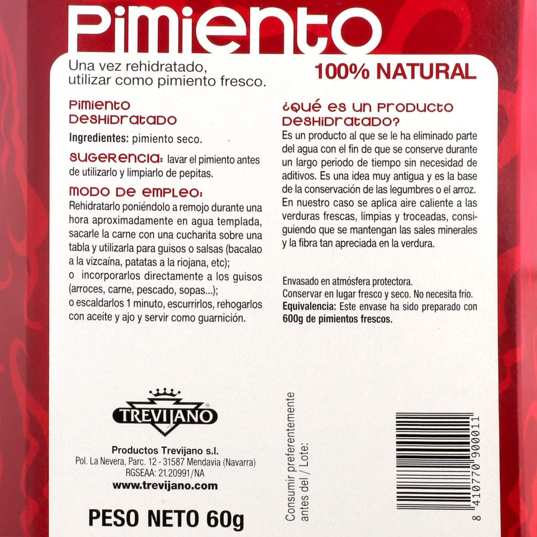 Pimiento Deshidratado - 3