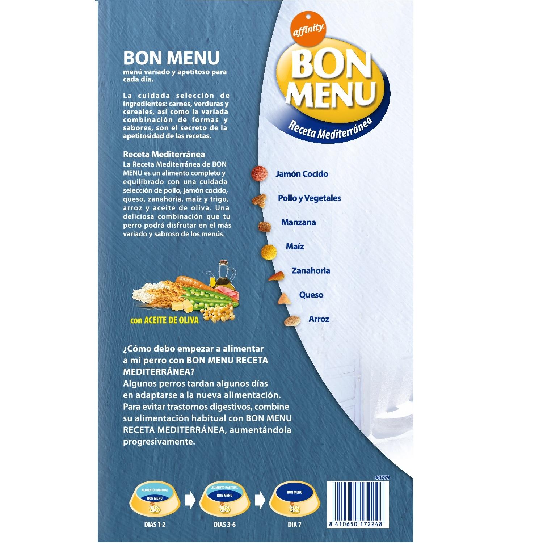 Alimento Perro Seco Mediterranea - 2