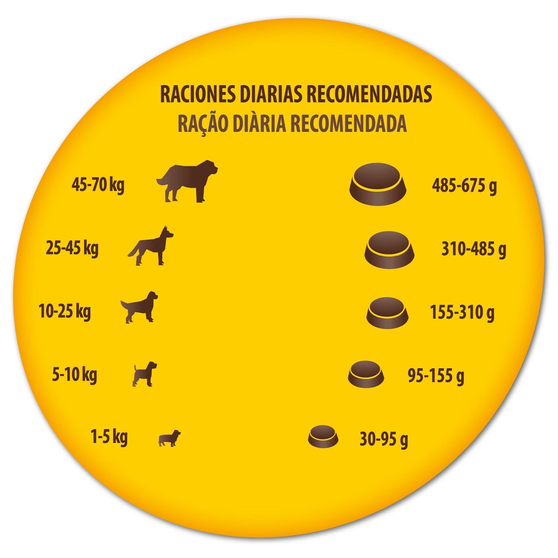 Alimento Seco para Perro Bon Menu Adulto Receta Tradicional 15Kg - 4