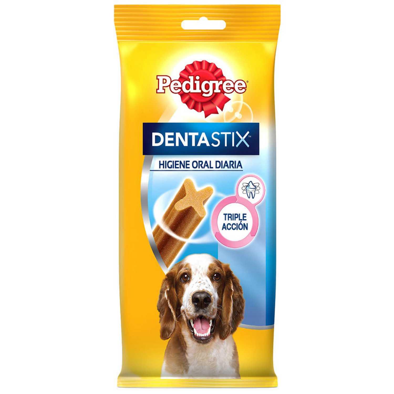 Pedigree Dentastix Perros Medianos. Pack 7 barritas 180gr