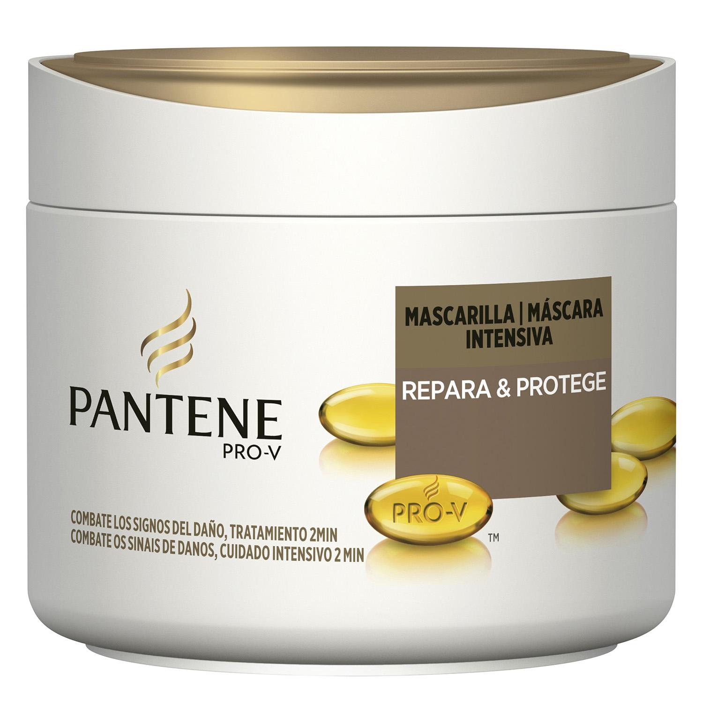 Mascarilla Capilar Repara y Protege para cabello normal-grueso Pantene 300 ml.