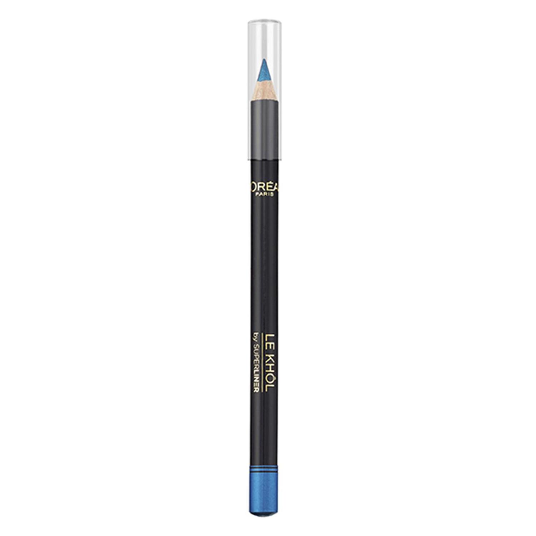 Perfilador de ojos Le khol nº 107 Deep Sea Blue L'Oréal 1 ud.