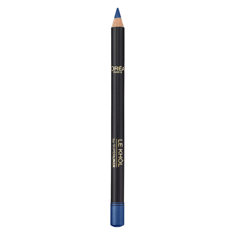 Perfilador de ojos Le khol nº 107 Deep Sea Blue L'Oréal 1 ud. -