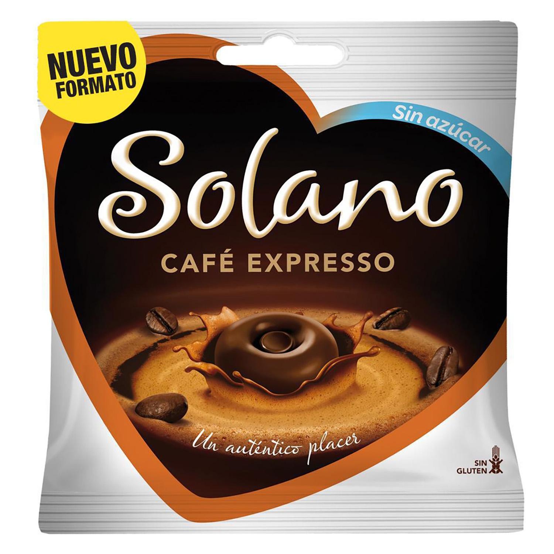 Caramelo de café expresso