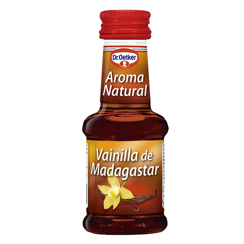 Aroma natural de vainilla de Madagascar