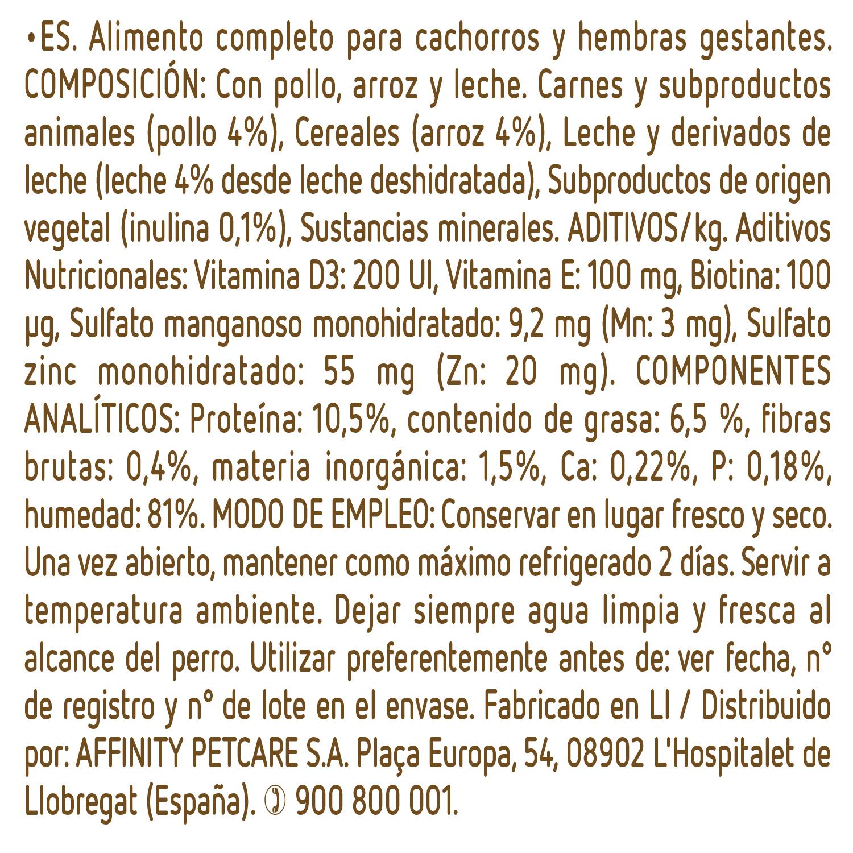 Alimento Perro Húmedo Mini Junior - 3