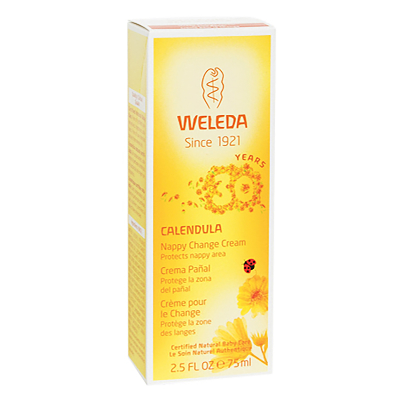 Crema para el pañal de caléndula Weleda 75 ml.