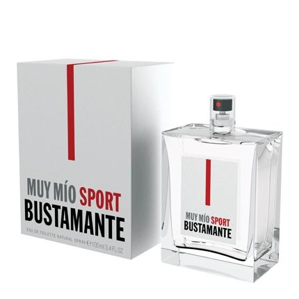 Colonia Muy Mío Sport Bustamante 100 ml.