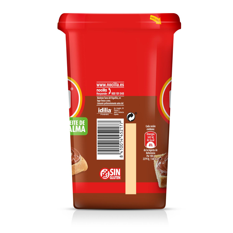 Crema de cacao con avellanas original Nocilla 820 g. - 2