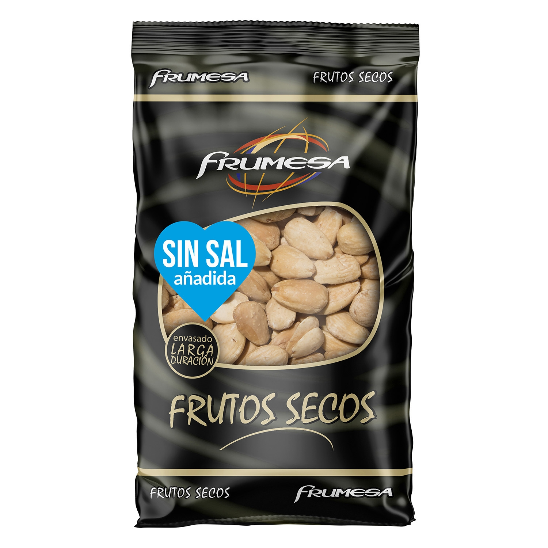 Almendras Frumesa sin sal añadida 200 g.