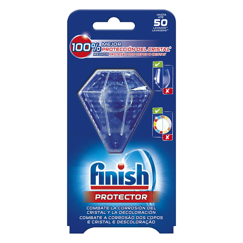 Protector lavavajillas Finish 50 lavados 1 ud.