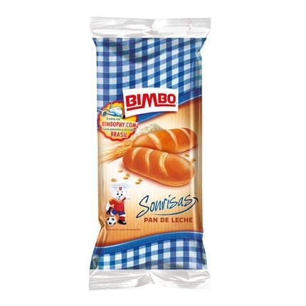 Pan de Leche Sonrisa