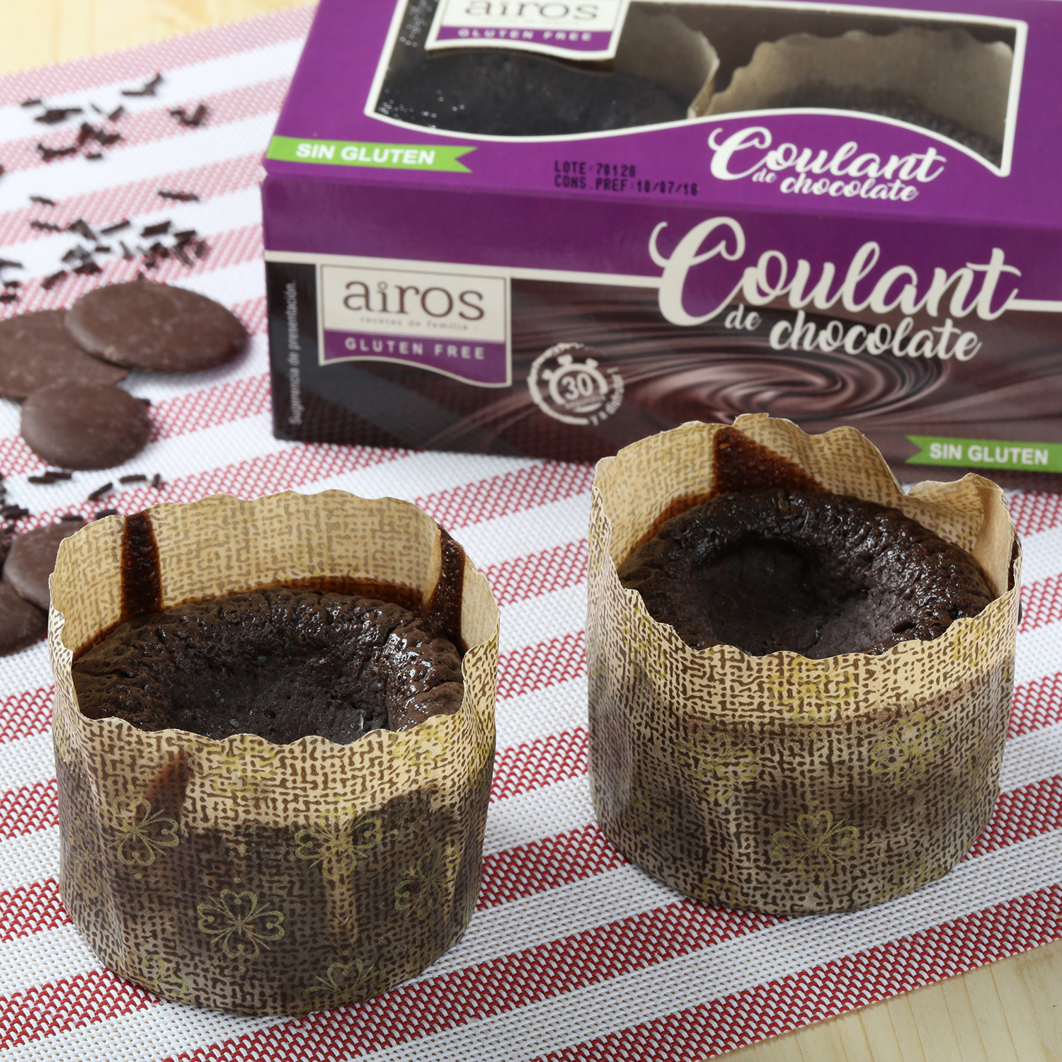Coulant chocolate - Carrefour supermercado compra online