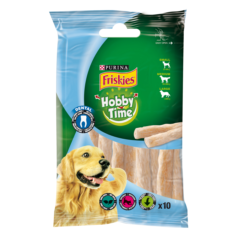 Bastoncitos de Menta para Perro Purina Friskies 60G