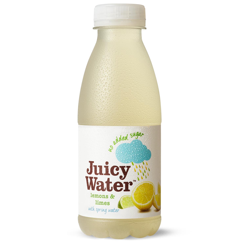 Zumo de limones y limas Innocent botella 42 cl.