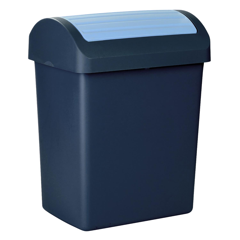 Cubo de basura basculante 20 litros swing carrefour - Cubos de basura ...
