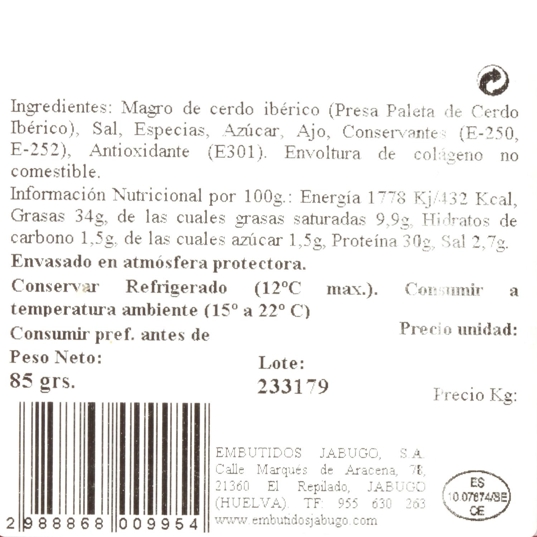 Lomito ibérico bellota - 3