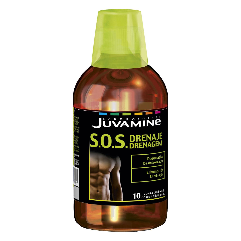 Drenaje S.O.S Juvamine 500 ml.