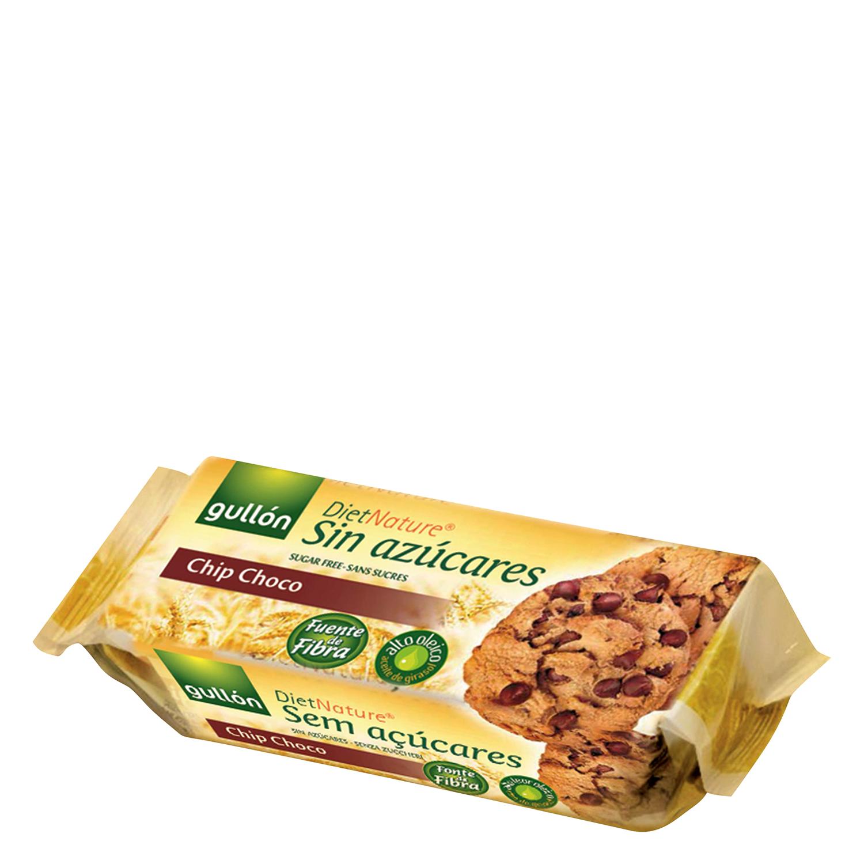 Galletas con chips de chocolate sin azúcar Gullón - Carrefour ...
