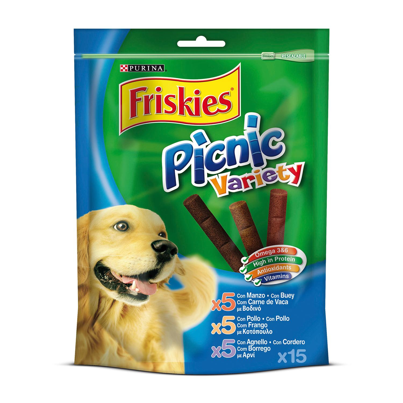 Snack para perro Picnic Surtido