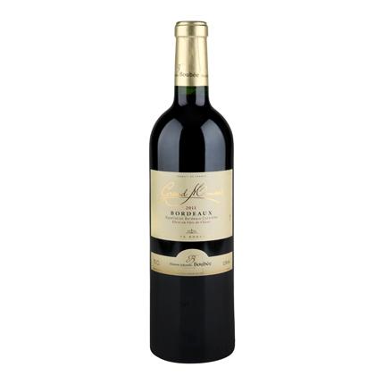 Vino tinto de Francia A.C. Bordeaux