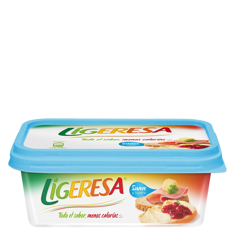 Margarina Ligeresa suave y ligera 260 g.