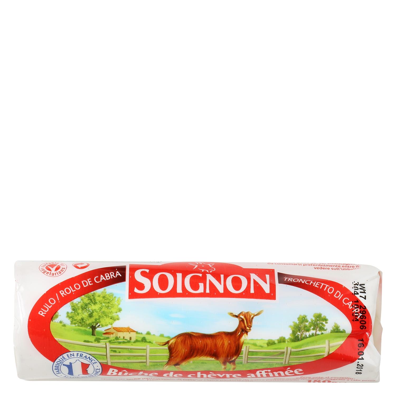 Rulo de cabra madurado Soignon 180 g - 2