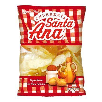 Patatas fritas churrería Santa Ana 190 g.