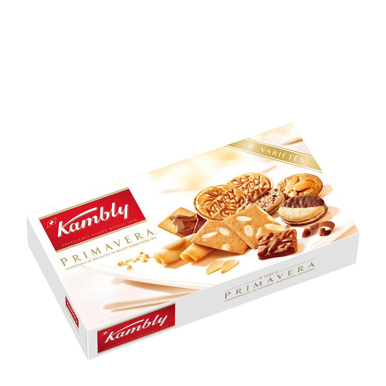 Surtido galletas suizas primavera