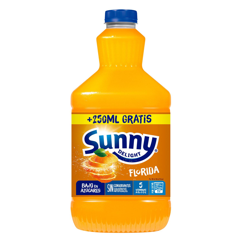 Zumo Sunny Delight Florida botella 1,25 l.