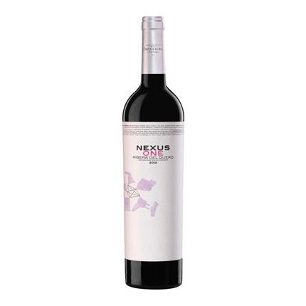 Vino D.O. Ribera del Duero tinto roble Nexus One 75 cl.