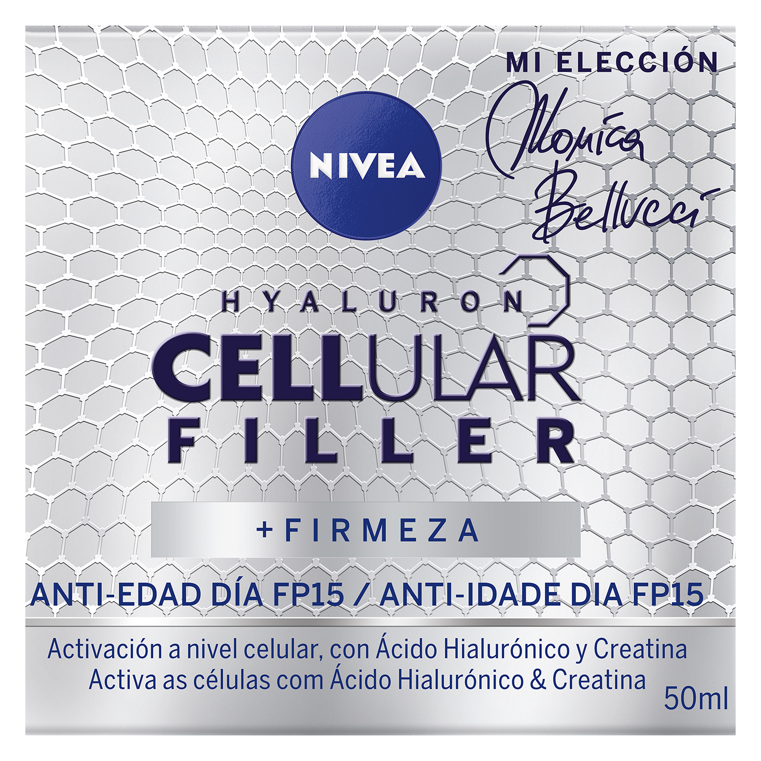 Cellular Anti-Age Crema de Día Nivea 50 ml.