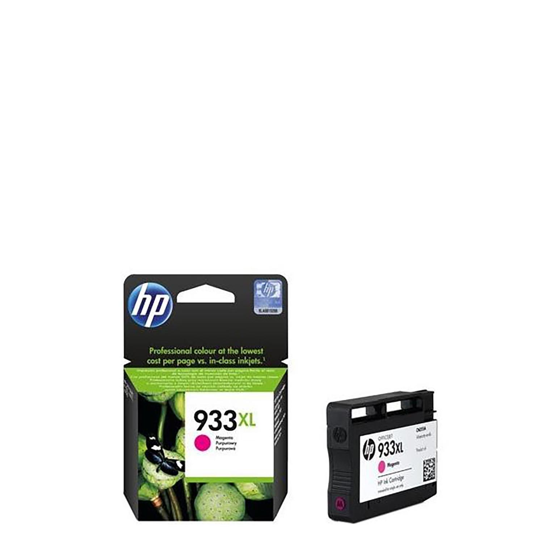 Cartucho de Tinta HP N933 XL - Magenta -
