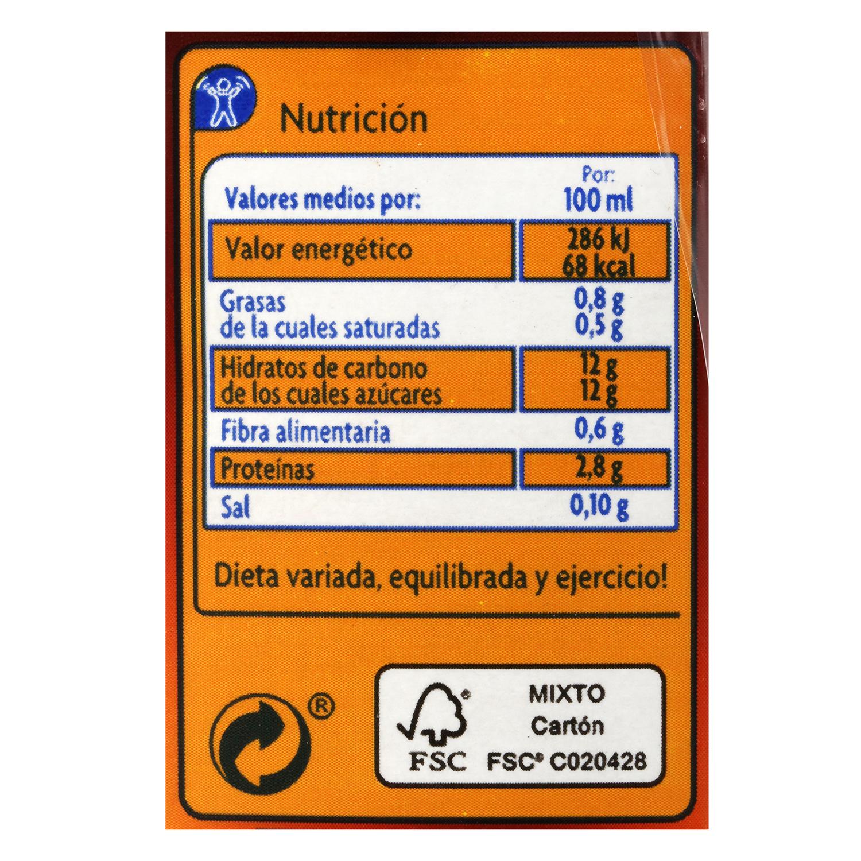 Batido de cacao Carrefour Kids pack de 6 briks de 200 ml. - 2