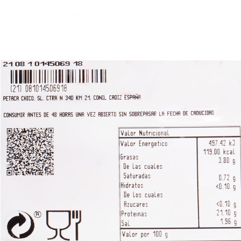 Atún en Dados Carrefour 400 g - 3