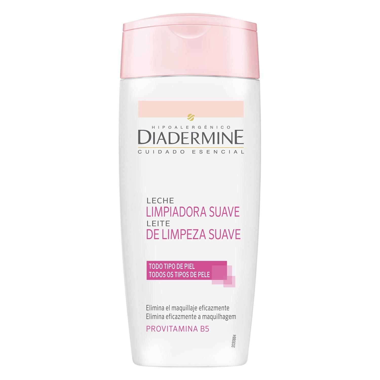 Leche limpiadora piel normal Diadermine 200 ml.