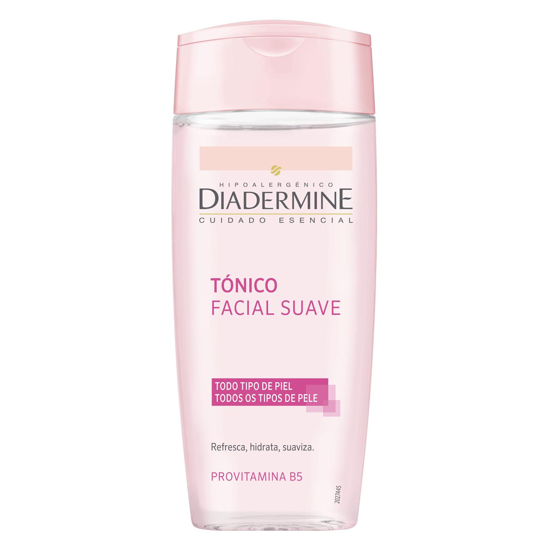 Tónico facial hidratante suave para todo tipo de piel Diadermine 200 ml.